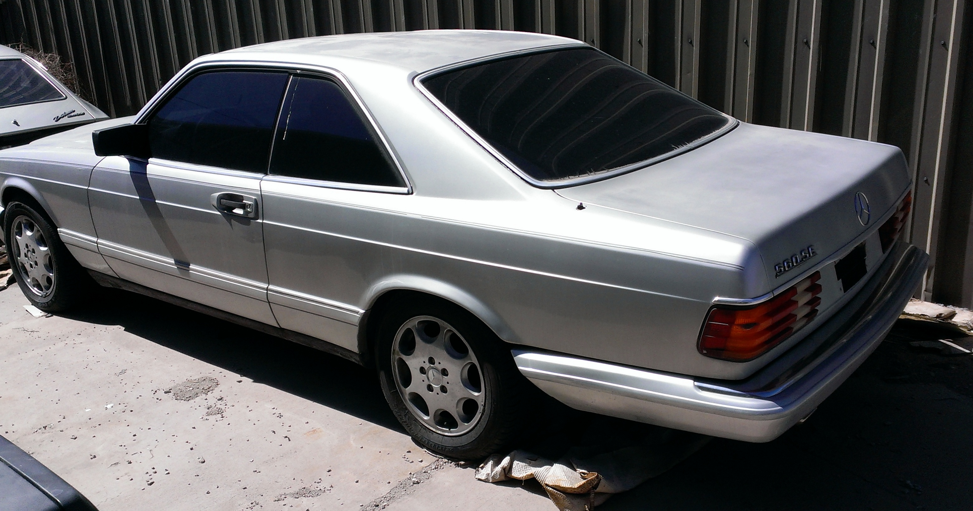 301 moved permanently for 1986 mercedes benz 560 sec