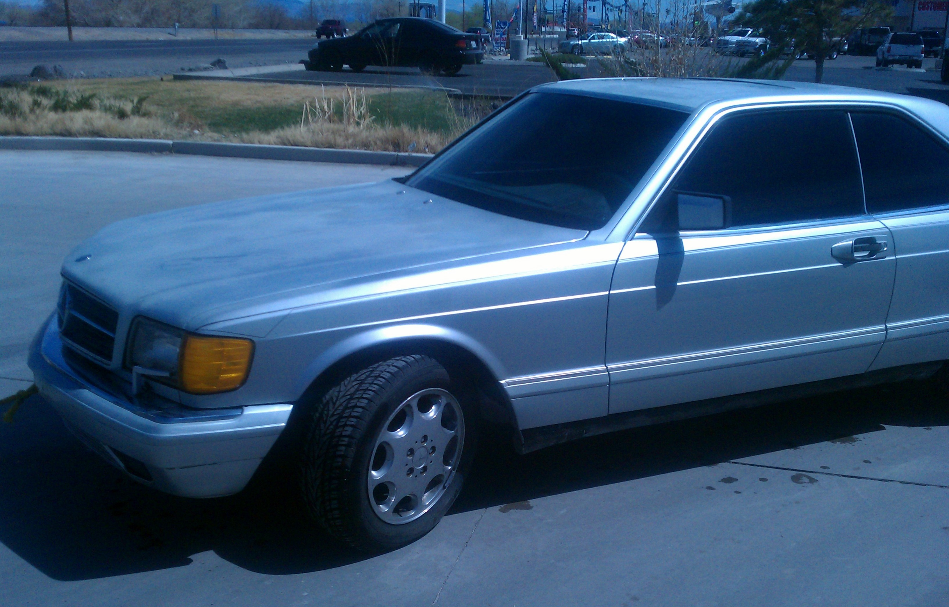 Dark tinted windows 1986 mercedes benz 560 sec for sale for 1986 mercedes benz 560 sec